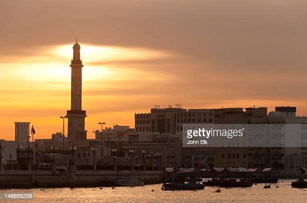 grand mosque, bur dubai. - grand mosque stock pictures, royalty-free photos & images