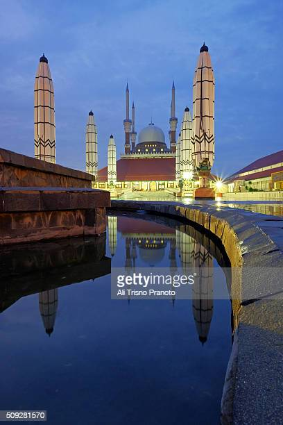 Grand Mosque Central Java