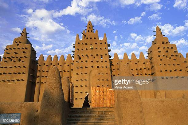Grand Mosque, Djenne, Mali