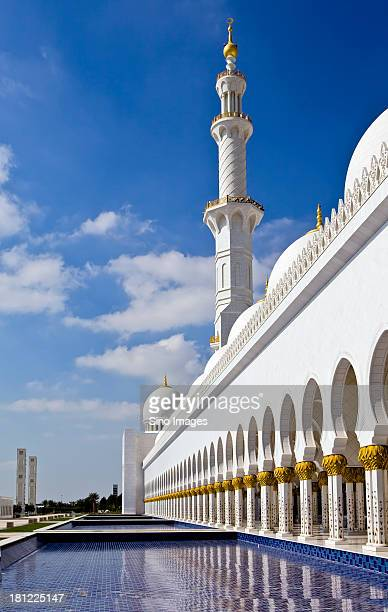 grand mosque, dubai - image stock pictures, royalty-free photos & images