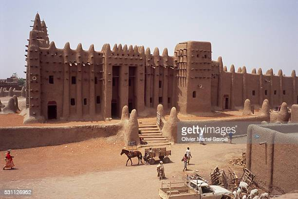 Grand Mosque in Djenne