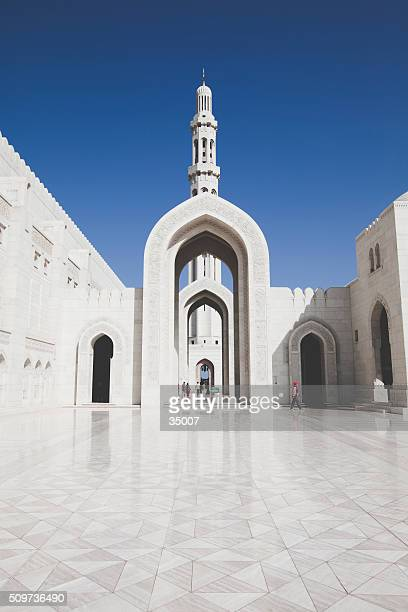 grand mosque muscat oman