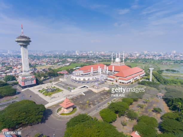 Grand Mosque of Central Java Province in Semarang