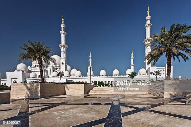 grand mosque - achim thomae stock-fotos und bilder