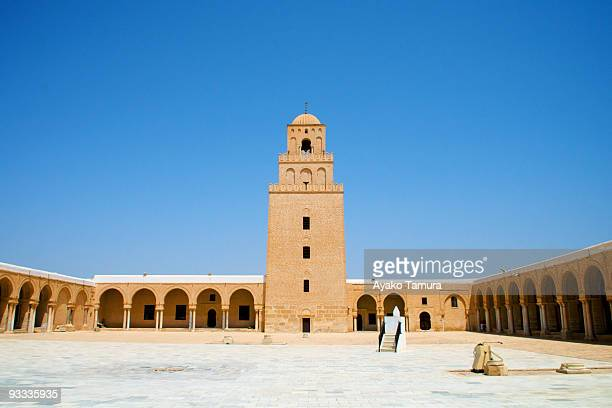 grand mosque - kairwan stock pictures, royalty-free photos & images