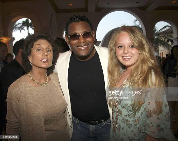 Grand Mother of Tiffany Trump,Sammy Sosa and Tiffany Trump