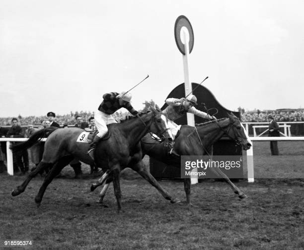 Grand National 1954 Aintree Liverpool 27th March 1954