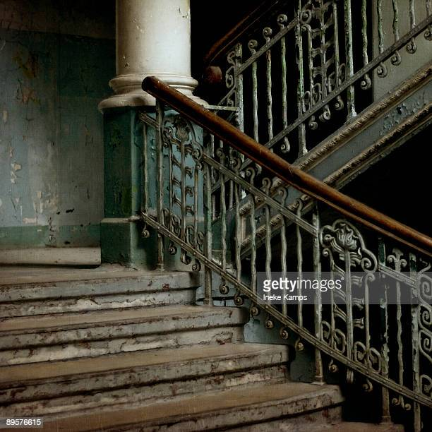 Grand old stairs