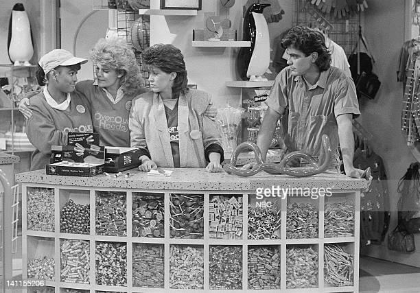 LIFE 'Grand Opening' Episode 3 Aired Pictured Kim Fields as Dorothy 'Tootie' Ramsey Lisa Whelchel as Blair Warner Nancy McKeon as Joanna 'Jo' Marie...