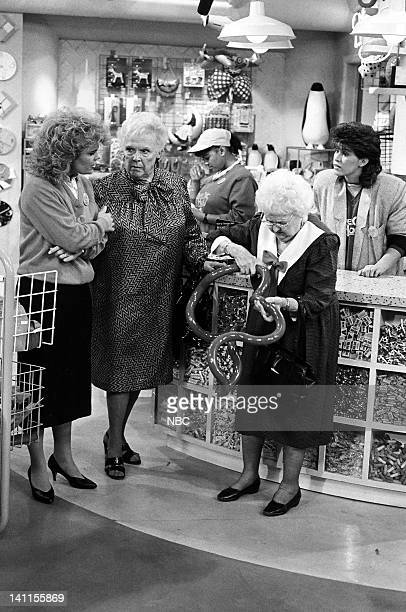 LIFE Grand Opening Episode 3 Pictured Lisa Whelchel as Blair Warner Ruth Gillette as Ruth Kim Fields as Dorothy 'Tootie' Ramsey Sarah Abrell as...