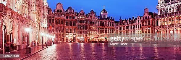 Grand Palace. Brussels, Belgium