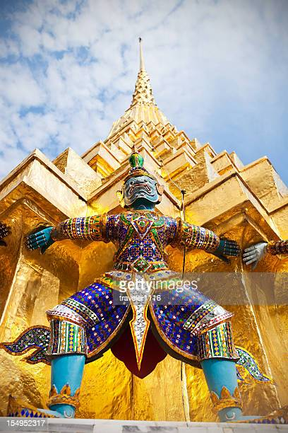 grand palace in bangkok, thailand - palace stock photos and pictures