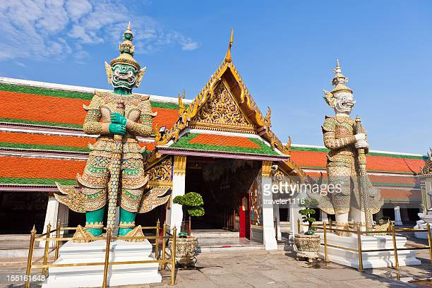 grand palace in bangkok, thailand - wat pho stock pictures, royalty-free photos & images
