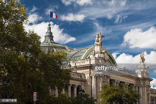 Grand Palais in Paris, Frankreich