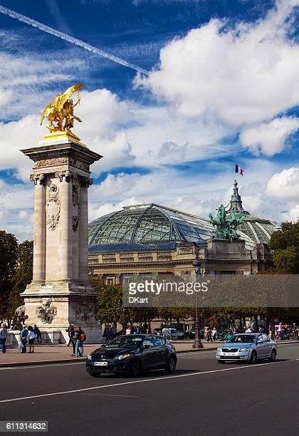Grand Palais à Paris, France