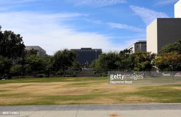 Grand Park in Los Angeles California on September 10 2017