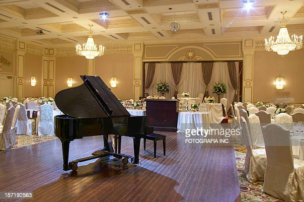 grand piano - music halls stock pictures, royalty-free photos & images