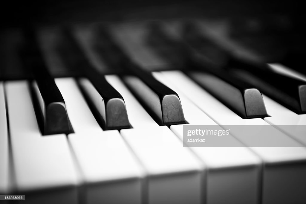 Grand Piano : Stock Photo