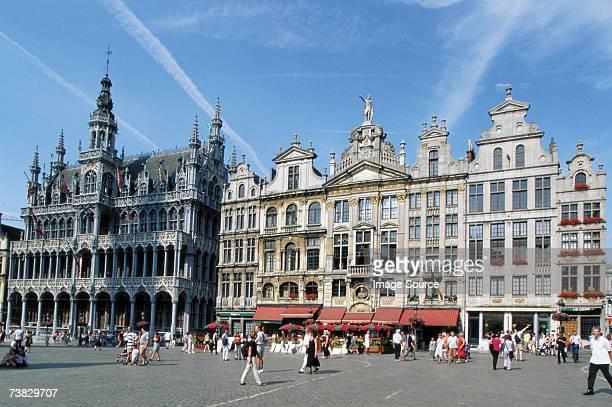 Grand' Place, Brussels, Belgium