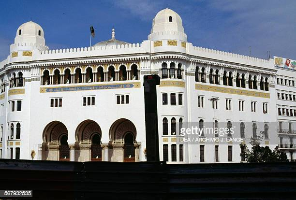 Grand Post Office Algiers Algeria 20th century