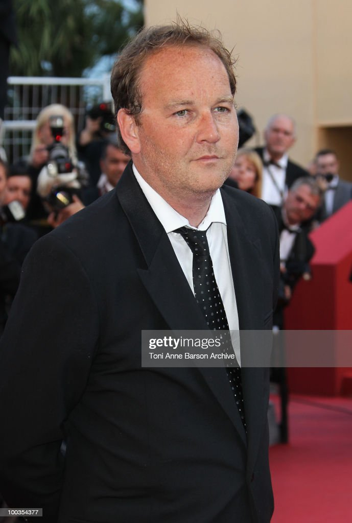 Grand Prix award winner director Xavier Beauvois attends the Palme d'Or Closing Ceremony held at the Palais des Festivals during the 63rd Annual International Cannes Film Festival on May 23, 2010 in Cannes, France.