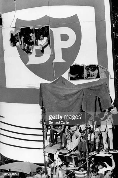 Grand Prix of Italy Autodromo Nazionale Monza 06 September 1970 Tifosi in Monza