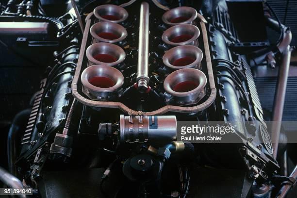 Grand Prix of Portugal Autodromo do Estoril 24 September 1989 Ford Cosworth DFR 35 V8