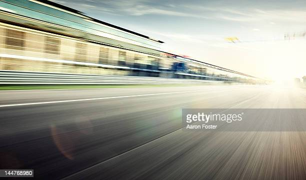 grand prix track - motor racing track stock pictures, royalty-free photos & images