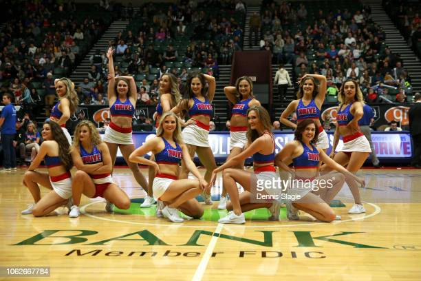 Grand Rapids Drive vs Windy City Bulls at The DeltaPlex Arena for the NBA GLeague on NOVEMBER 16 2018 in Grand Rapids Michigan NOTE TO USER User...