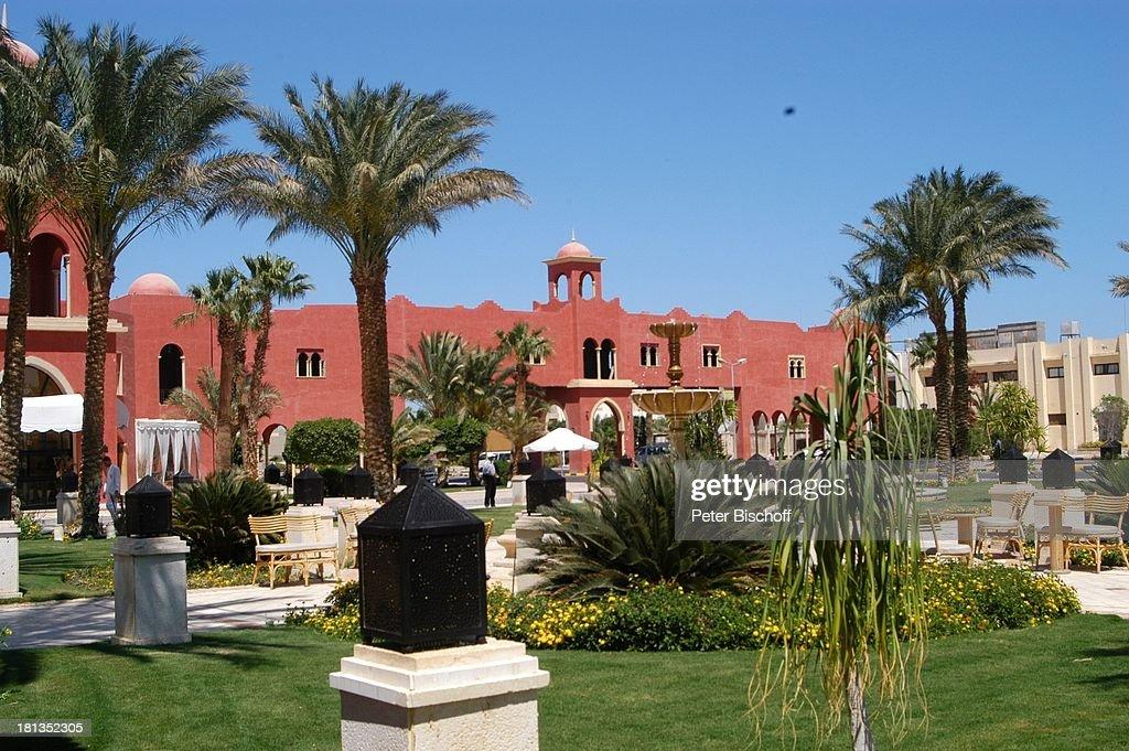 Grand Resort 5 Sterne Hotel Der Gruppe Red Sea Hotels Hurgh