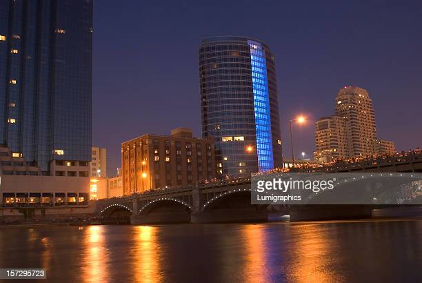Grand River Night XIX