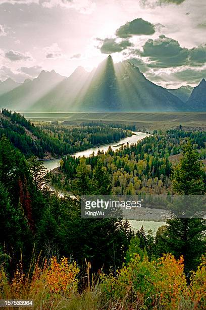 Grand Teton Snake River