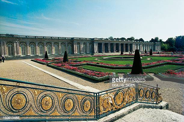 Grand Trianon Palace of Versailles France 17th century