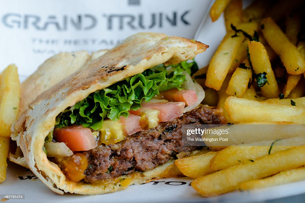 For weekend $20 diner column at Grand Trunk : News Photo