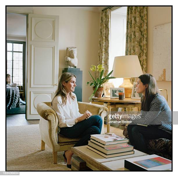 Granddaughter of Estee Lauder and former creative director of Estee Lauder, Aerin Lauder sits down to talk to Vogue for Vogue Magazine-Spain on March...