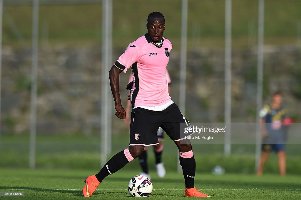 US Citta di Palermo v Alpe Adria - Friendly Match : News Photo