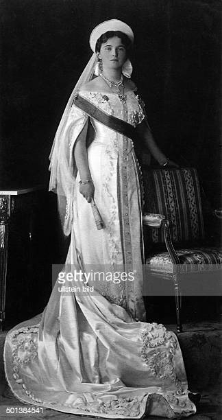 Grandduchess Olga Nikolaevna Romanova Eldest daughter of Tsar Nicholas II of Russia and his wife Alexandra Portrait in the 1910s undatiert vermutlich...