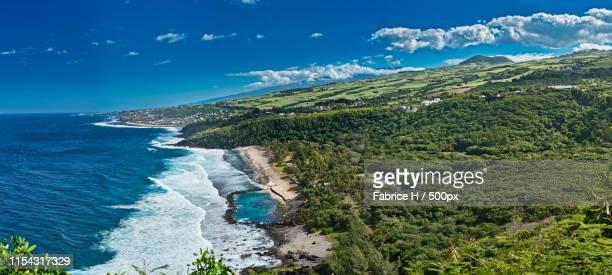 grande anse - reunion island - indian ocean - isla reunion fotografías e imágenes de stock