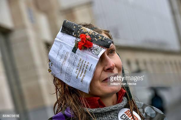 Grande Parade colorée contre l'austérité et pour une tout autre société organisée par Hart boven hart Tout autre chose De Grote Parade van HART BOVEN...