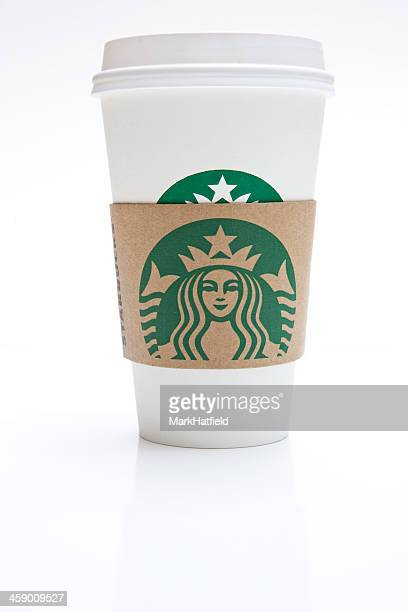 Grande Starbucks Coffee Cup