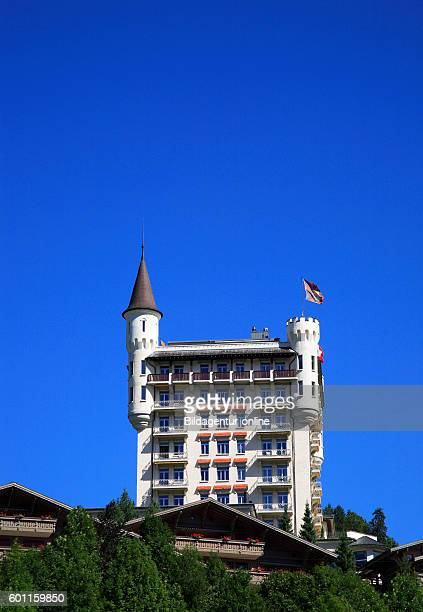 Grandhotel Gstaad Palace Gstaad Switzerland