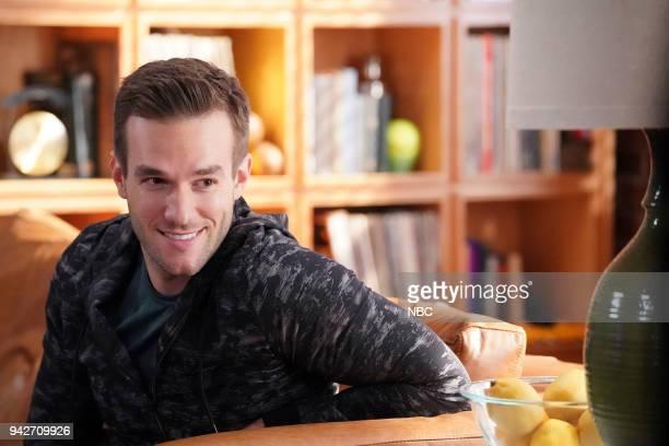 CHAMPIONS 'Grandma Dearest' Episode 106 Pictured Andy Favreau as Matthew