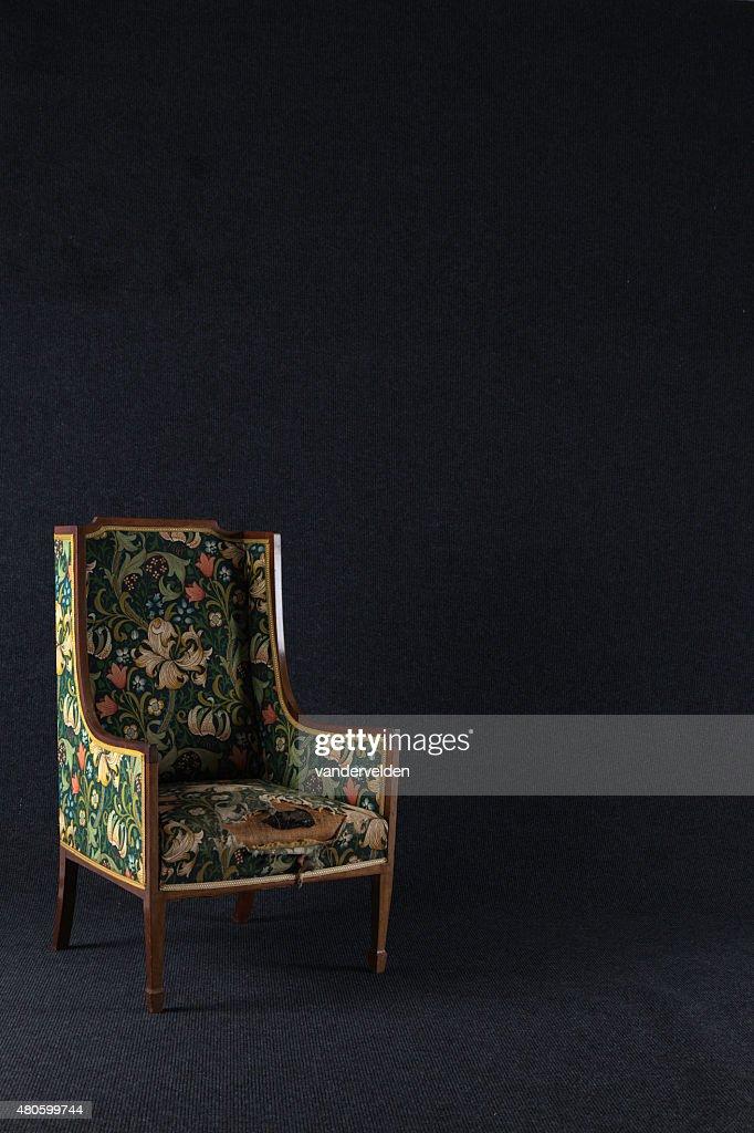 Grandma's Chair - Just Memories : Stock Photo