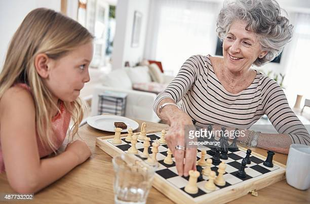 Grandma's got some impressive moves