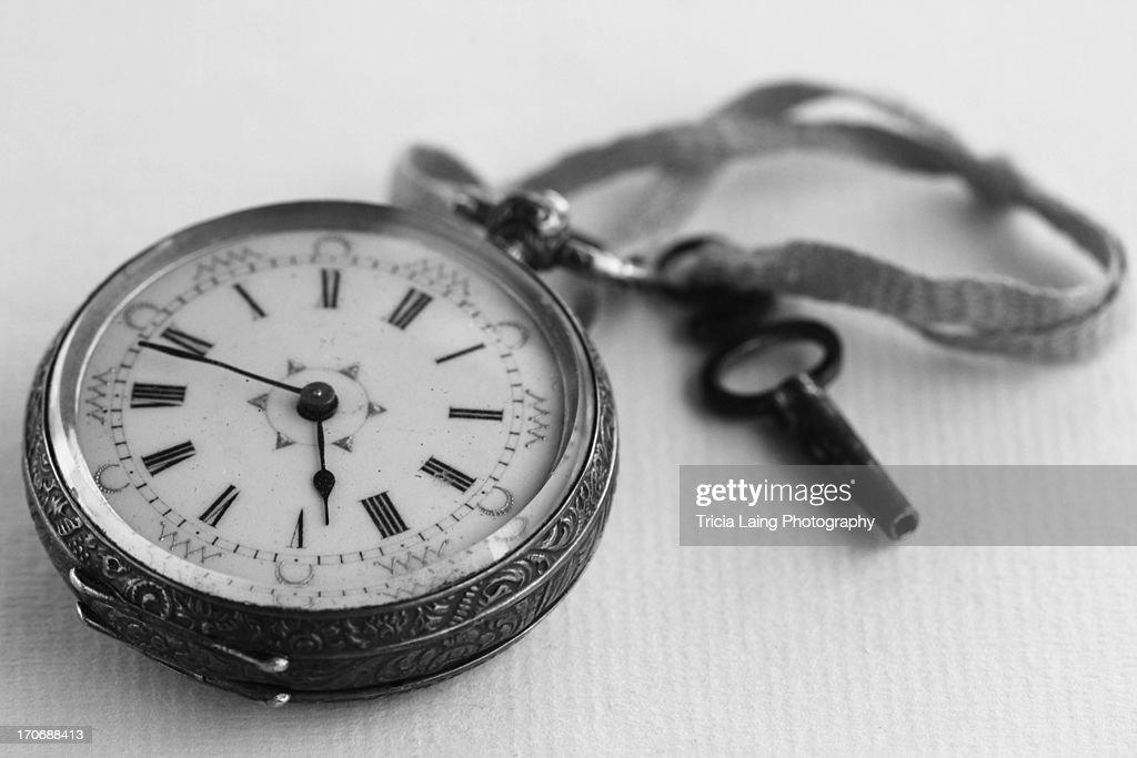 Grandma's watch. : Stock Photo