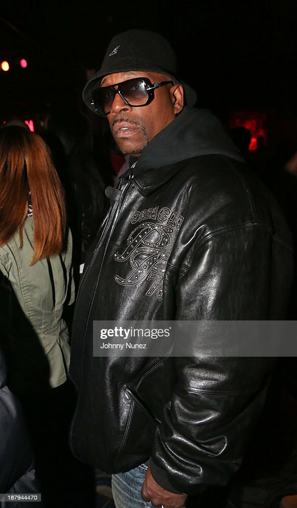Grandmaster Caz attends B.B. King Blues Club & Grill on November 13, 2013 in New York City.