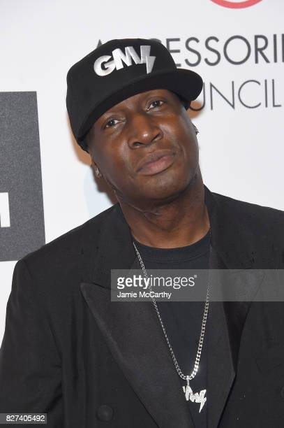 Grandmaster Flash attends the Accessories Council's 21st Annual celebration of the ACE awards at Cipriani 42nd Street on August 7 2017 in New York...