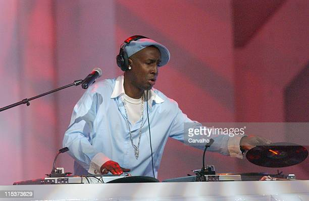 Grandmaster Flash during 2004 VH1 Hip Hop Honors Show at Hammerstein Ballroom in New York City New York United States