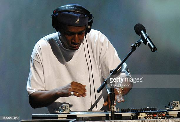 Grandmaster Flash during The 3rd Annual BET Awards Rehearsals Day Two at The Kodak Theater in Hollywood California United States