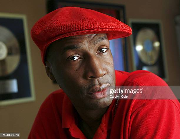 Grandmaster Flash is photographed for Los Angeles Times on February 24 2009 in New York City PUBLISHED IMAGE CREDIT MUST READ Carolyn Cole/Los...